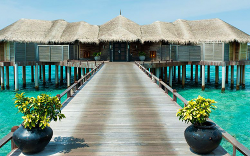 Luxury Ressort in Maldives