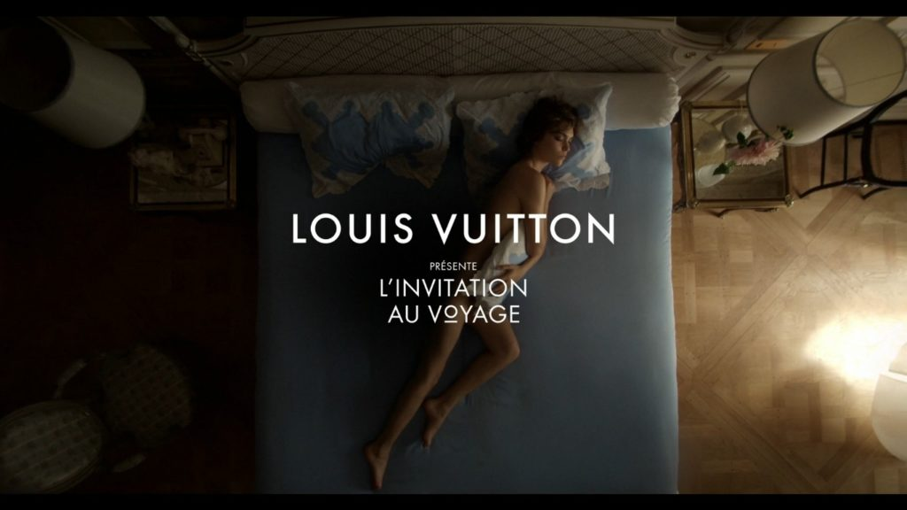 Louis Vuitton ad