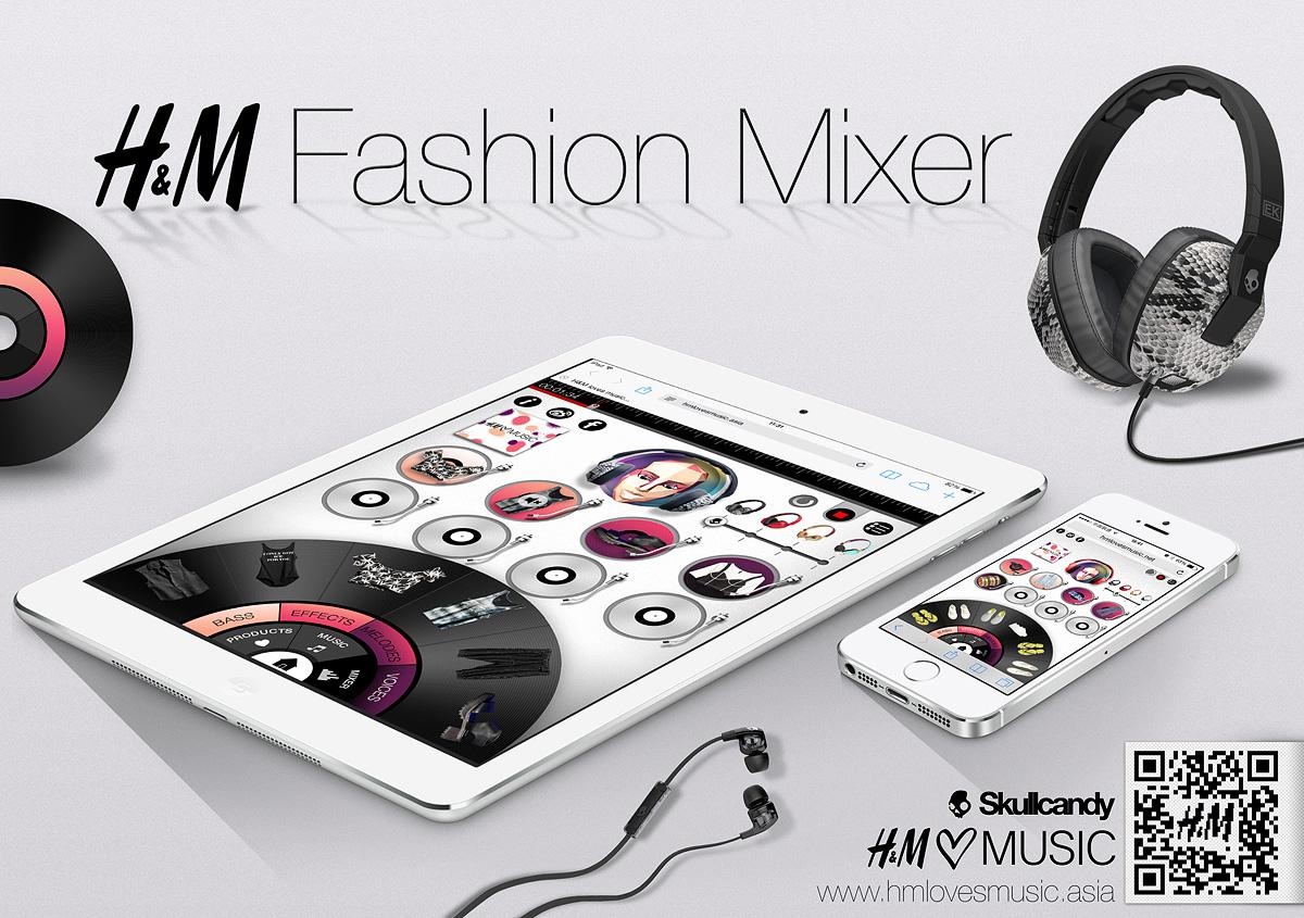 fashion mixer