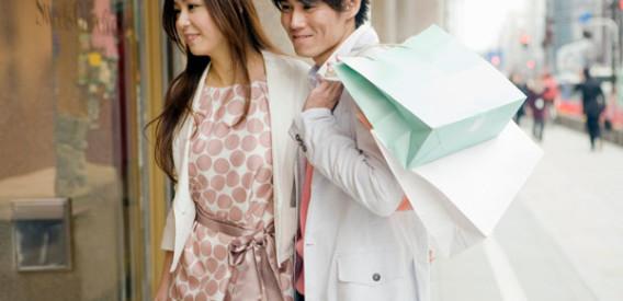 Tokyo-shoppers