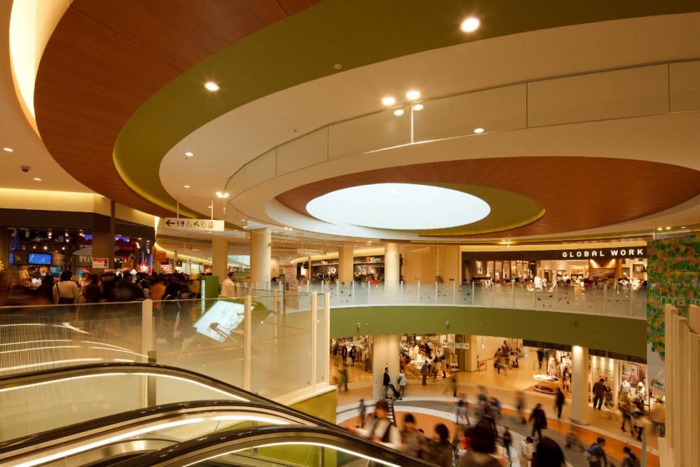 shopping mall china fashion