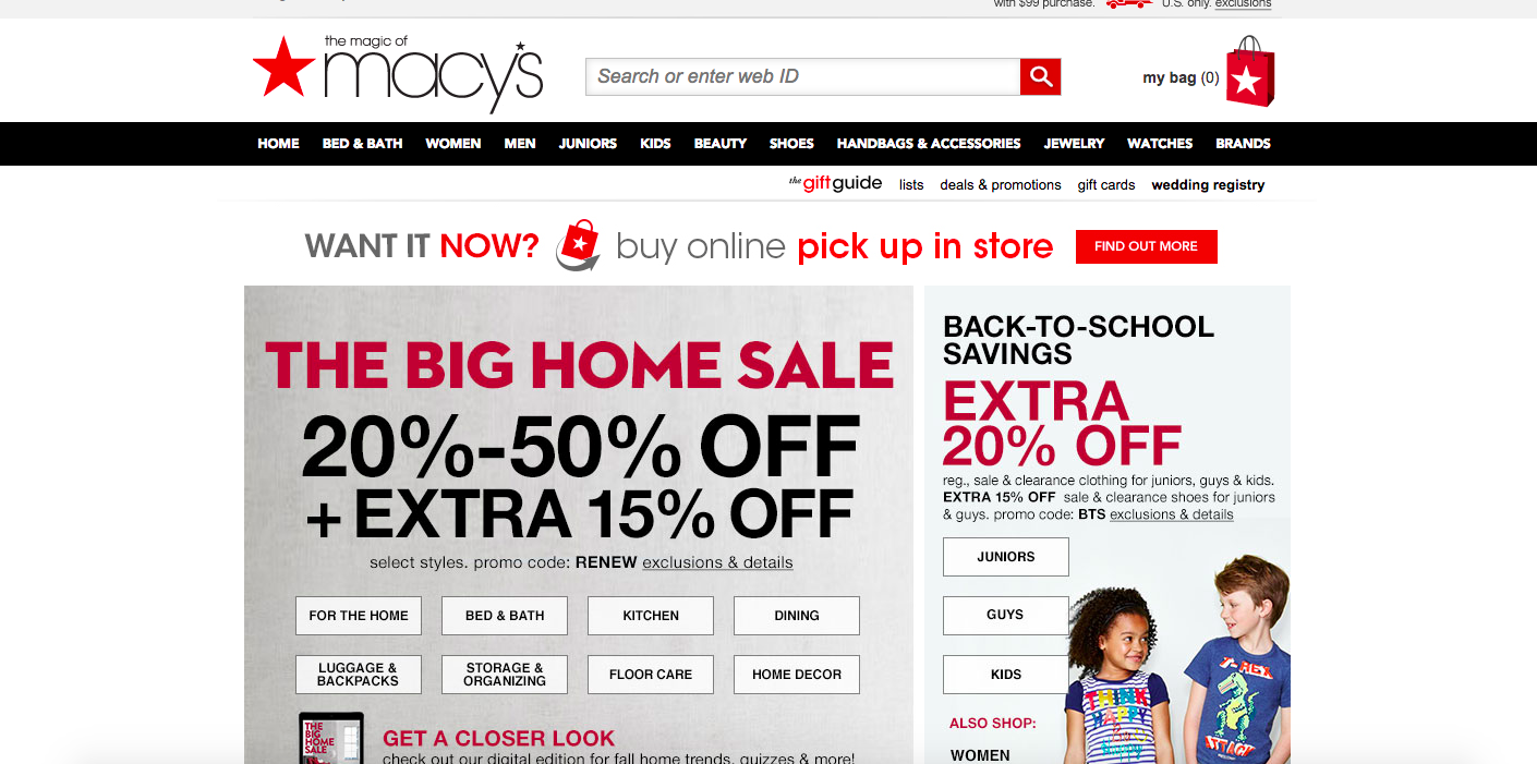 Macy's is launching into Chinese e-commerce - Fashion China