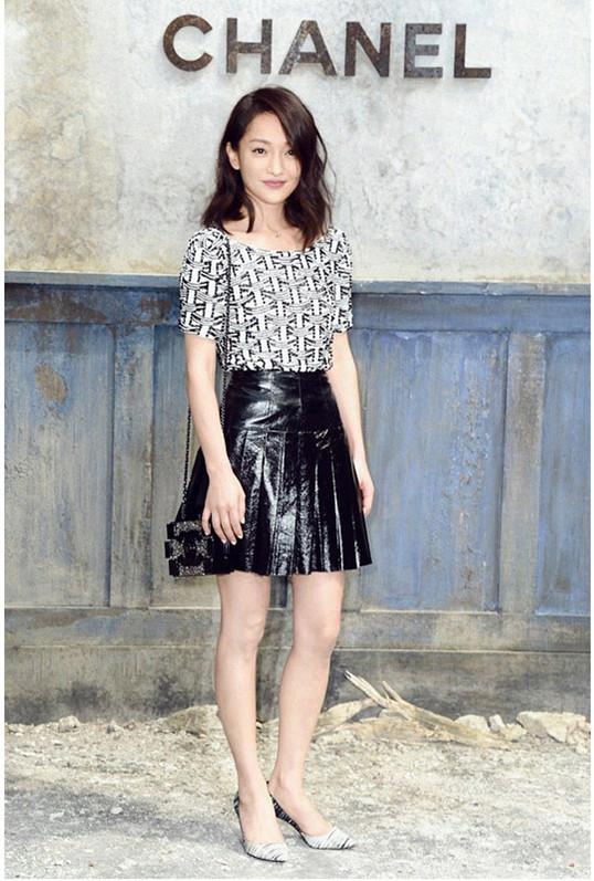 Chanel fashion china agency