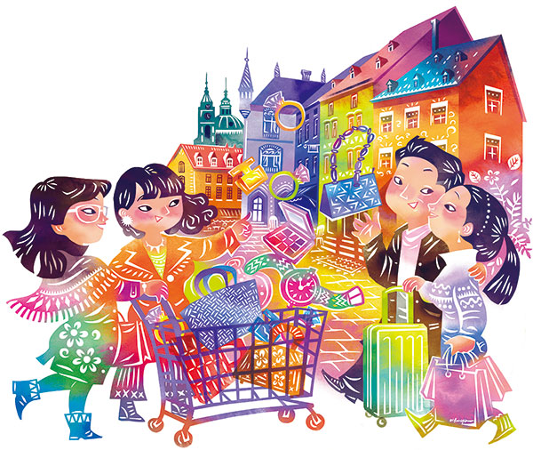Chinese consumers and luxury goods