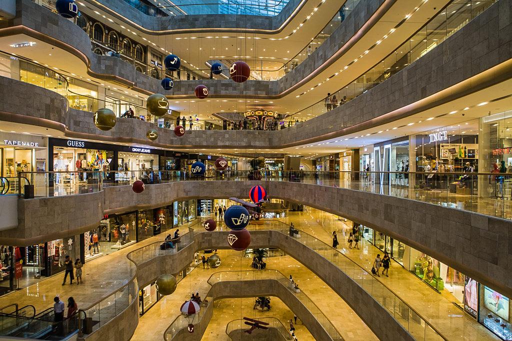Shopping China