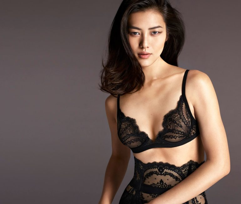 High End Lingerie in China