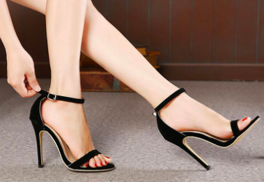 The High Heels Trend in China, a Real