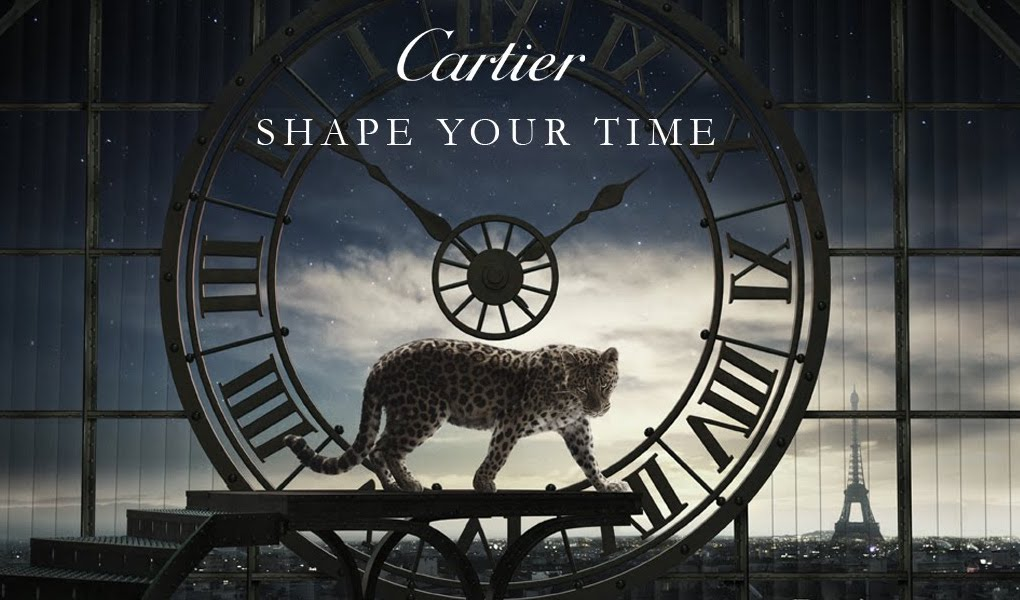 Cartier storytelling luxury