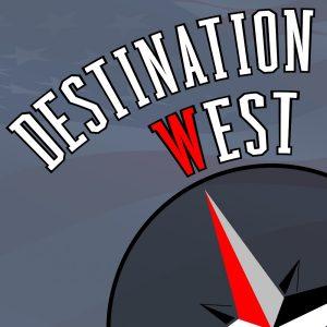 logo DESTINATION WEST 西部豪华